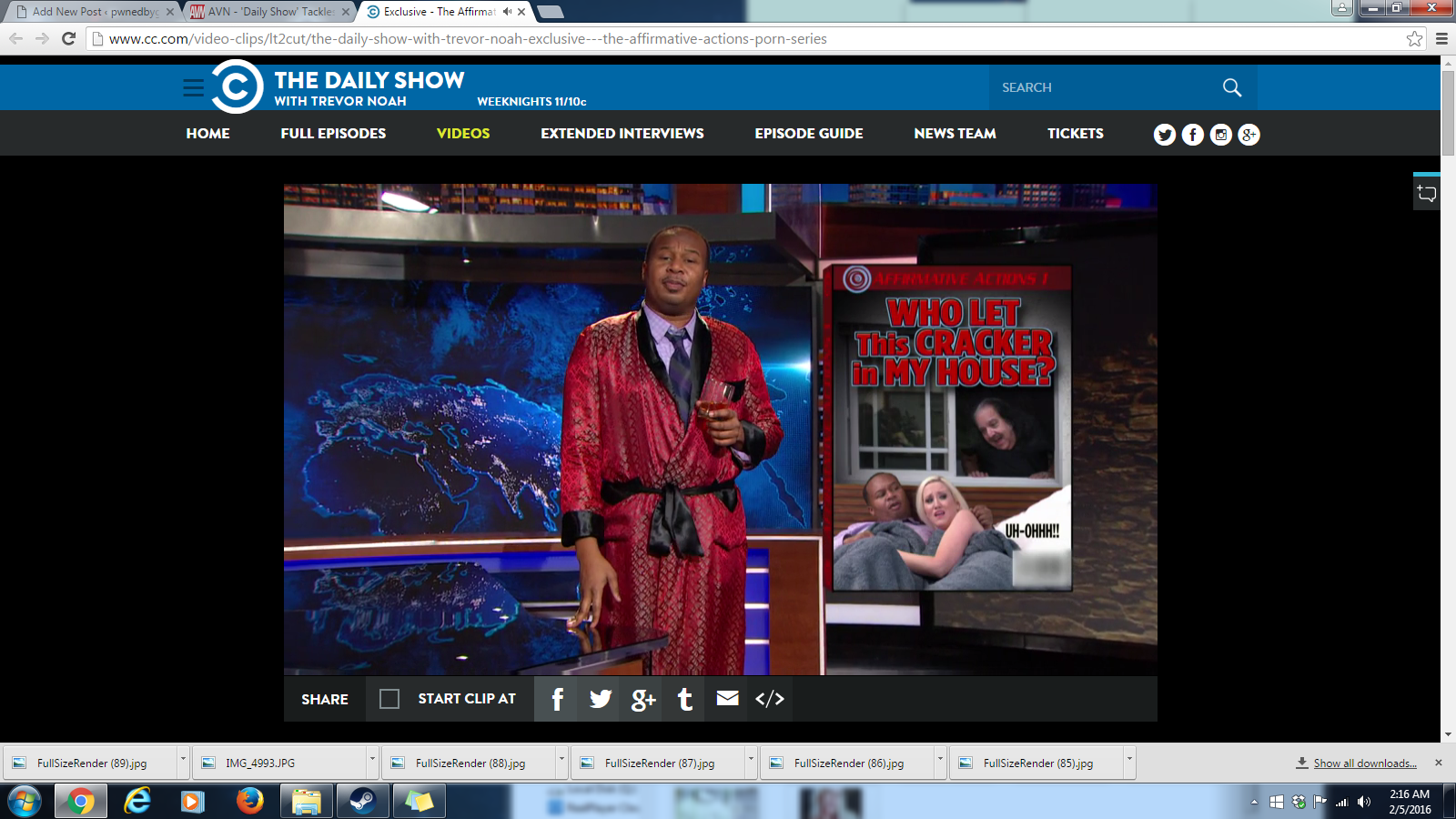 daily show 01